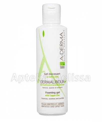 A-DERMA DERMALIBOUR+ żel pod prysznic - 250ml (ADERMA)