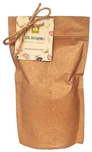 Ajeden Cytrusowo-korzenna sól do kąpieli 500g
