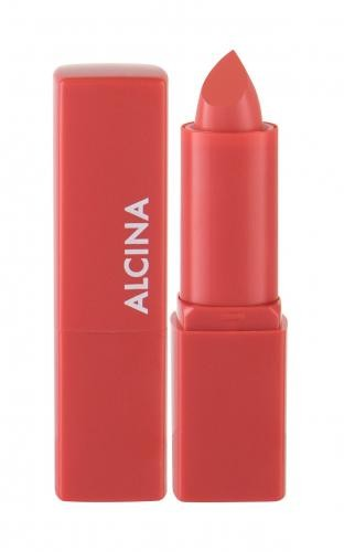 ALCINA ALCINA Pure Lip Color pomadka 3,8 g 04 Poppy Red