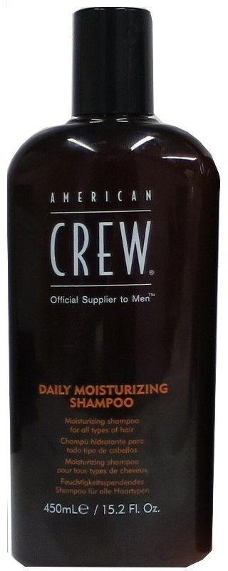 American Crew Classic Moisturizing Daily Shampoo szampon nawilżający do włosów normalnych 450ml 14169