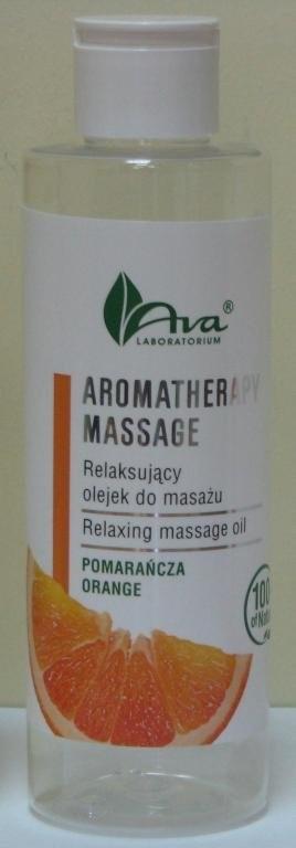 AVA AVA Olejek do masażu Pomarańcza 200ml