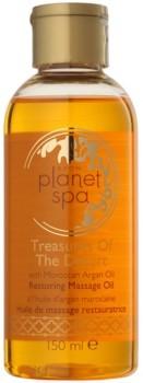 Avon Planet Spa Treasures Of The Desert regenerujący olejek do masażu z marokańskiego oleju arganowego 150 ml