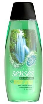 Avon Senses Amazon Jungle szampon i żel pod prysznic 2w1 500ml