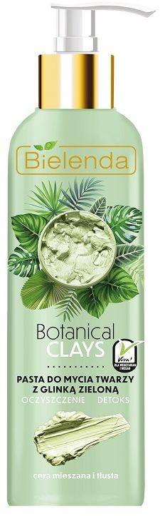 Bielenda Bielenda Botanical Clays Pasta do Twarzy z Glinką Zieloną BIEL-8588