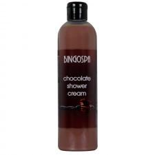 BingoSpa Czekoladowy krem pod prysznic - Chocolate Cream Shower Czekoladowy krem pod prysznic - Chocolate Cream Shower