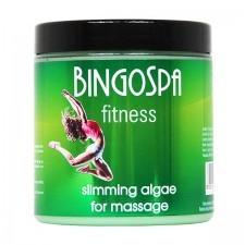 BingoSpa Odchudzające algi do masażu i kąpieli - Fitness Slimming Algae for Massage