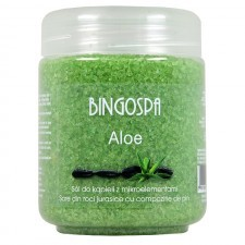 BingoSpa Tropical Fruits, sól z mikroelementami, 550 g