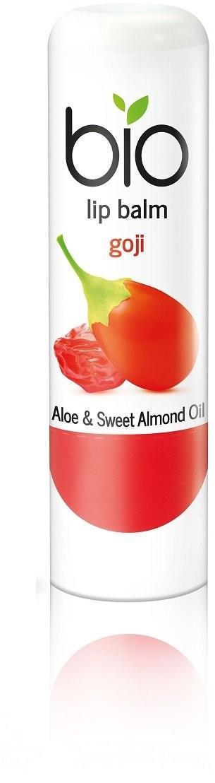 Bio Quiz Cosmetics Quiz Cosmetics, balsam do ust z aloesem i olejkiem ze słodkich migdałów Goja, 4,2 g
