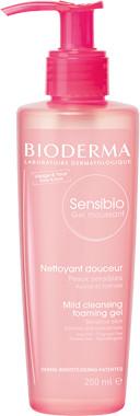 Bioderma Sensibio Gel Moussant Żel do mycia twarzy 200 ml