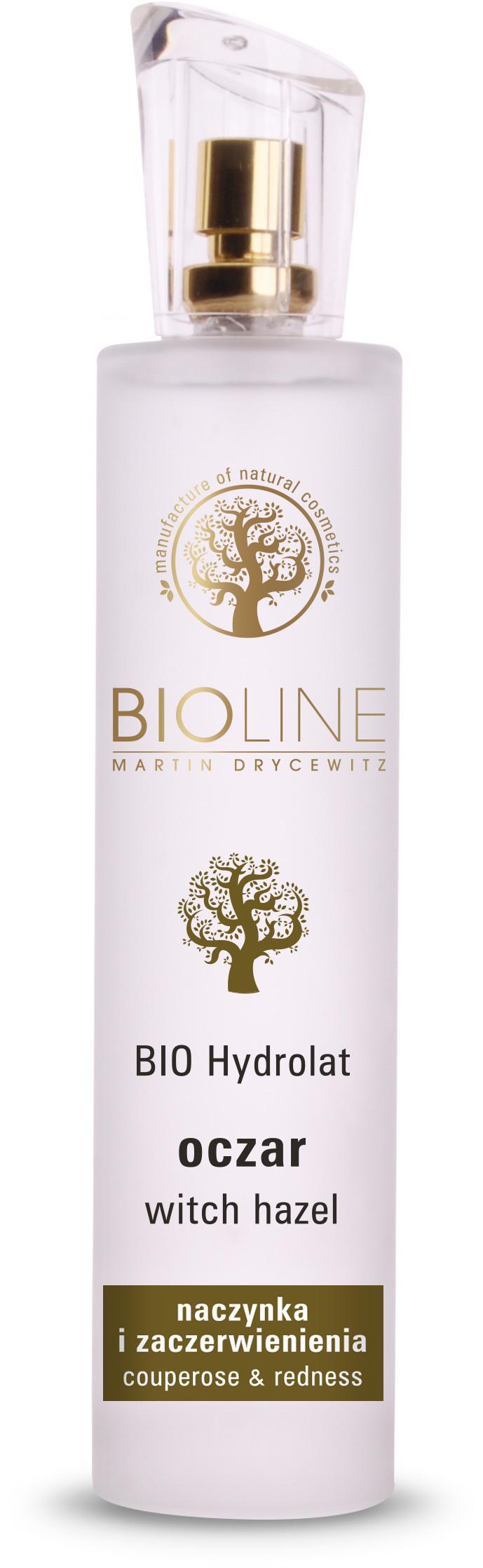 Bioline Hydrolat oczarowy BIO 75ml