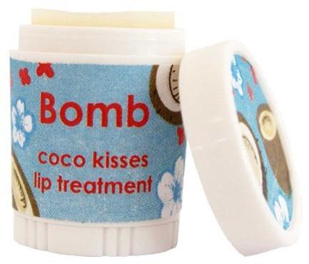 Bomb Cosmetics Coco Kisses kuracja do ust