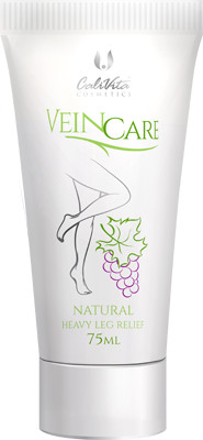 Calivita Kosmetyki VeinCare 75 ml Krem ukojenie zmęczonych nóg CC0022