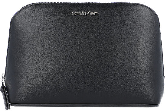 CALVIN KLEIN Kosmetyczka 21 cm black K60K607775-BAX