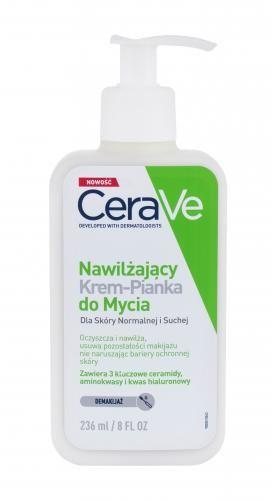 CeraVe CeraVe Facial Cleansers Hydrating Cream-to-Foam krem oczyszczający 236 ml