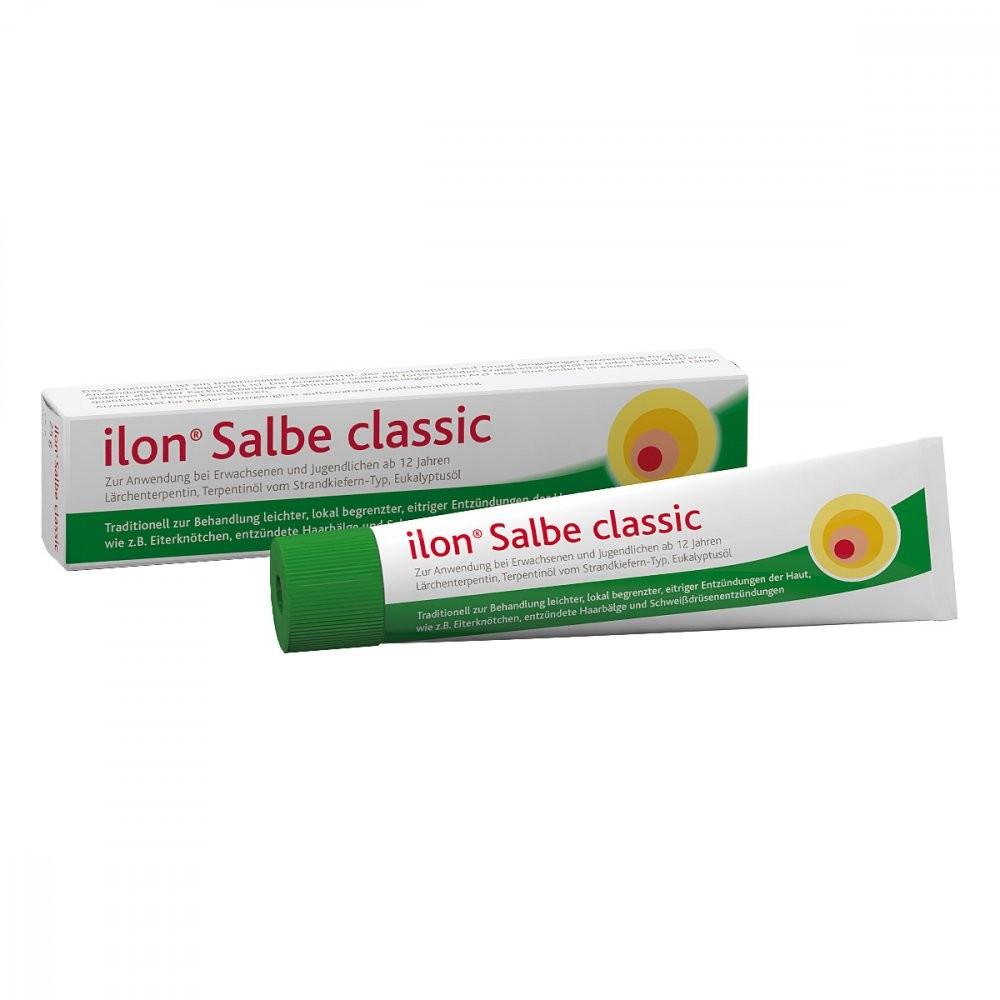 Cesra Arzneimittel GmbH & Co.K Ilon Salbe classic 50 g