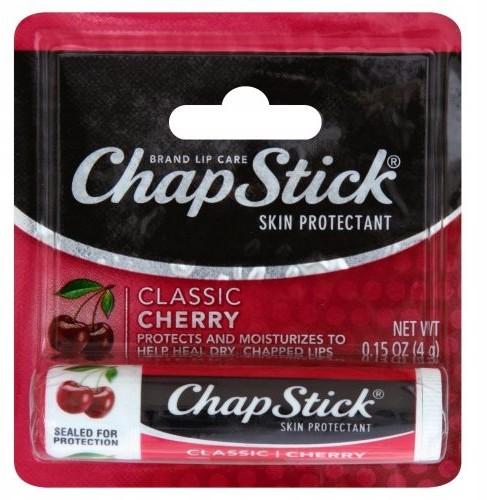 ChapStick Balsam Do Ust Classic Cherry 1PK Blister