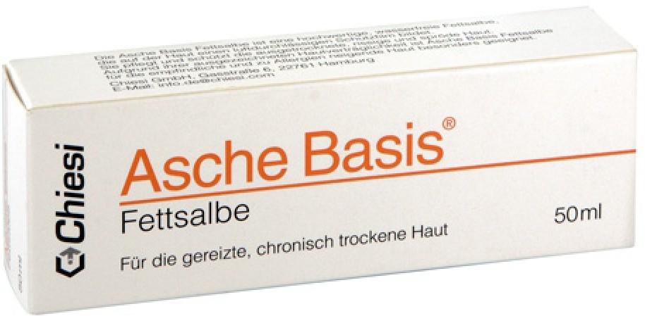 Chiesi Asche Basis maść natłuszczająca GmbH 50 ml