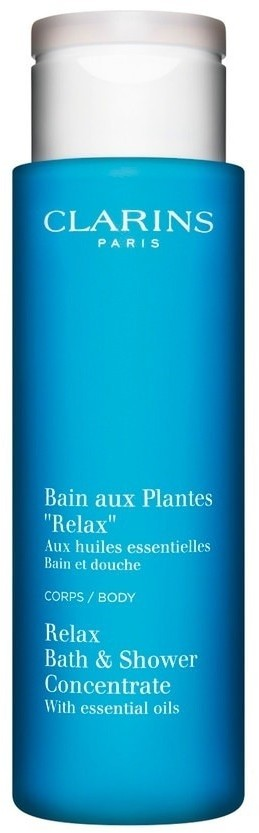 Clarins Relax Bath & Shower Concentrate Płyn do kąpieli 200ml