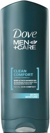 Clean Men Care Clean Comfort 250ml
