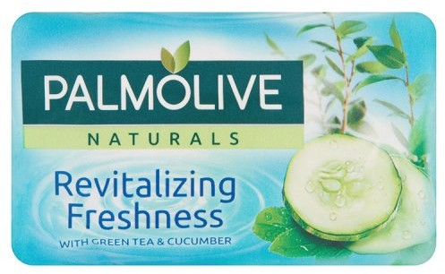 Colgate Mydło toaletowe Palmolive Naturals Zielona herbata i Ogórek 90 g