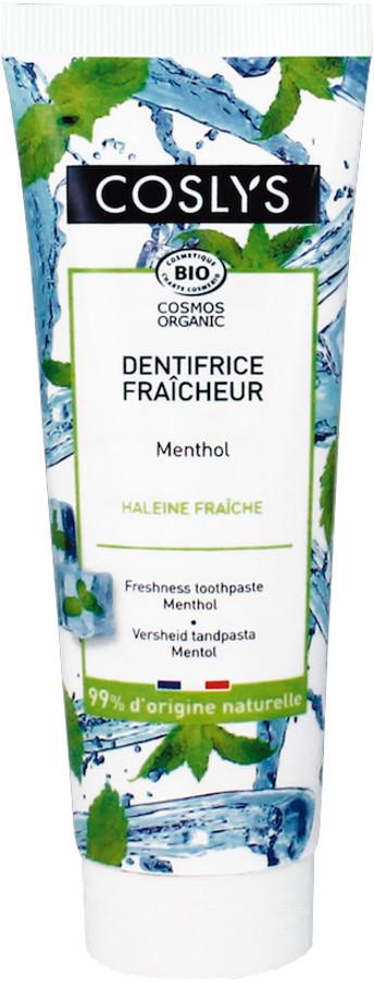 COSLYS COSLYS Menthol 100g - mentolowa pasta do zębów zwalczająca nieprzyjemny zapach z ust