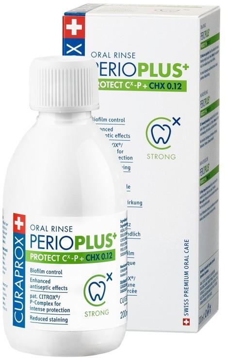 CURAPROX CURASEPT CURAPROX PERIO PLUS PROTECT płyn do płukania ust 200ml 0,12%CHX