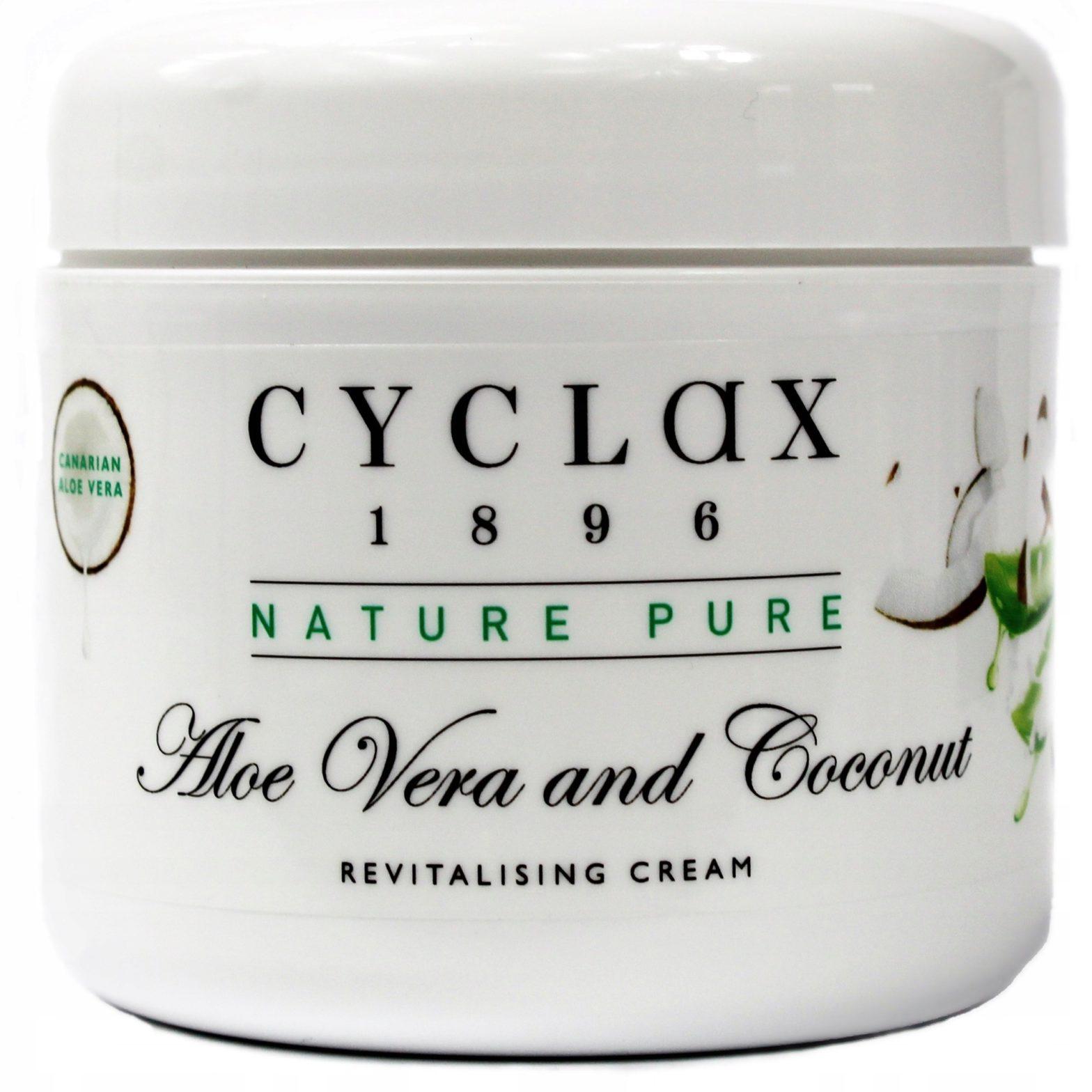 Cyclax Aloe Vera i Kokos krem rewitalizujący 300ml