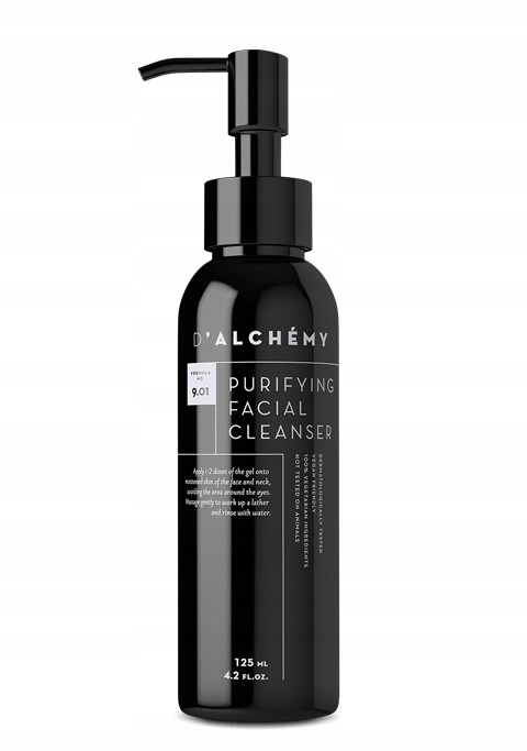 D'Alchemy Purifying Facial Cleanser 125 ml
