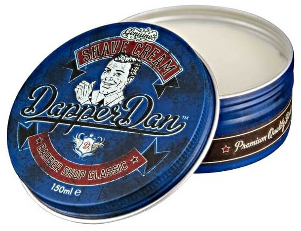 Dapper Dan DAPPER DAN Shave Cream 150 ml krem do golenia 634158626777
