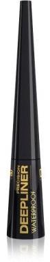 Delia Wodoodporny eyeliner w płynie - Cosmetics Precision Deepliner Wodoodporny eyeliner w płynie - Cosmetics Precision Deepliner