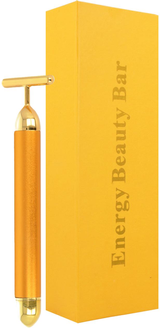 Deni Carte Gold Roller Pulsacyjny Masażer Do Twarzy