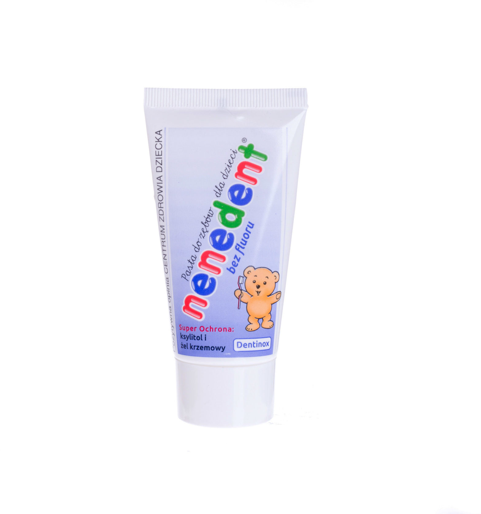 Dentinox GESELLSCHAFT FÜR PHARMAZEUTISCHE Nenedent pasta do zębów bez fluoru 50ml 7021618