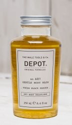 Depot Depot No 601 delikatny żel do mycia Fresh Black Pepper 250ml