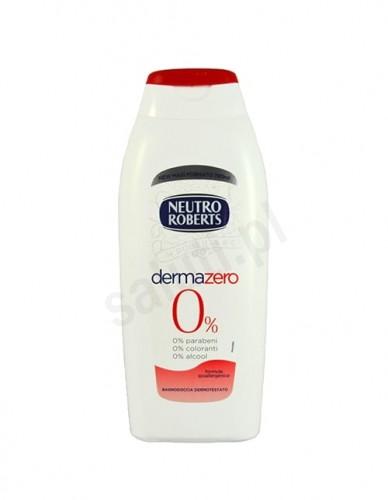 Derma Neutro Roberts Neutro Roberts Zero - Płyn do kąpieli (500 ml) 8002410009019_20171121185955
