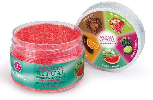 Dermacol Aroma Ritual Body Scrub Fresh Watermelon 200g W Peeling