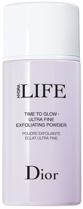 Dior Hydra Life Time To Glow Ultra Fine Exfoliating Powder Peeling do twarzy