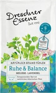 Dresdner Essenz Kąpiel lecznicza spokój równowaga