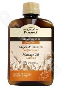 Elfa Pharm Green Pharmacy rozgrzewający olejek do masażu