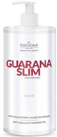 Farmona Professional FARMONA Guarana Slim Antycellulitowy Olejek Do Mas POR1007