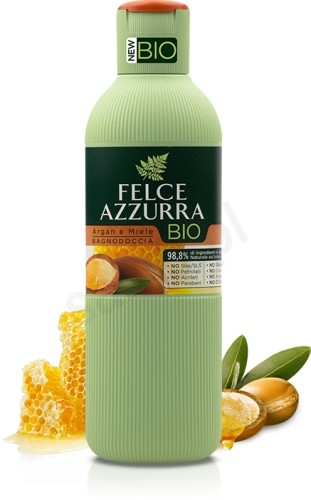 Felce Azzurra BIO Aloes i cytryna - płyn do kąpieli (500 ml) 8001280068188_20181120133858