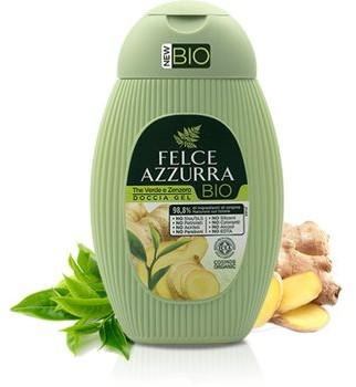 Felce Azzurra BIO Zielona Herbata i Imbir żel pod prysznic 250 ml) 8001280027284