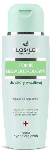 Flos-Lek Seria Hypoalergiczna: tonik bezalkoholowy 150ml
