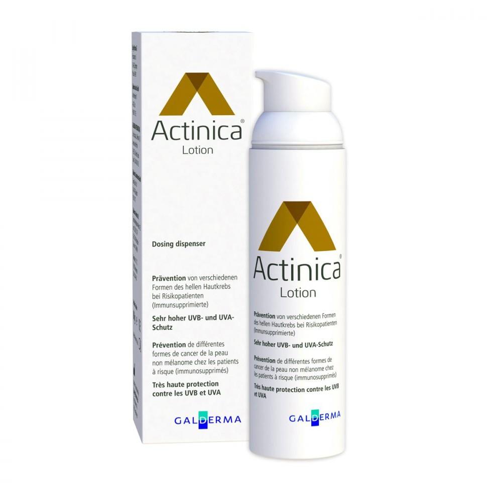 Galderma Laboratorium GmbH Actinica balsam z dozownikiem 80 g