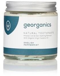 Georganics Mineralna Pasta do Zębów z Angielską Miętą Pieprzową, Georganics, 120 ml