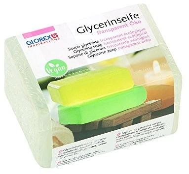Glorex GmbH glorex 61600120gliceryna mydła, przezroczysty, 8x 5,5x 5cm 6 1600 120