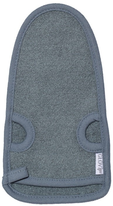 GLOV GLOV Rękawica do Masażu Ciała Szara GLOV-5095