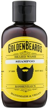 Golden Beards Golden Beards Beard Wash szampon do brody 100 ml