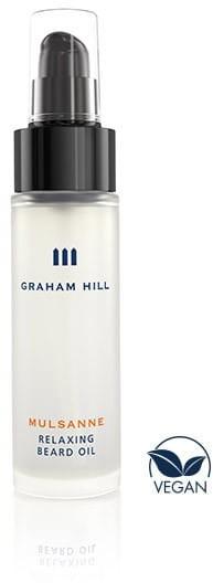Graham Hill Olejek do brody MULSANNE  Graham Hill 30 ml GHODBM30