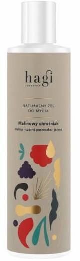 Hagi Cosmetics Hagi naturalny żel do mycia malinowy chruśniak 300 ml