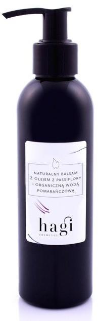 Hagi Naturalny balsam z organiczną wodą pomarańczową i olejem z Passiflory 200ml 42465-uniw